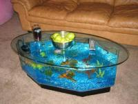 Creative Coffee Table Aquarium