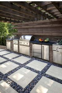 60 Amazing DIY Outdoor Kitchen Ideas On A Budget | Page 3 ...