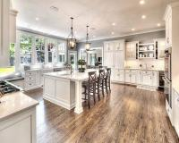 Elegant Farmhouse Kitchen Decor Ideas