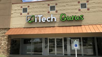 iTech Gurus Urbandale Store Front