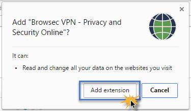 Just Proxy VPN = hide IP + security + unblock