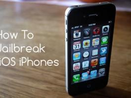 jailbreak iOS iphone