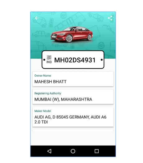 - 2017 02 10 22 53 00 - How To Find Indian Vehicles Information On Your Android & iPhone?