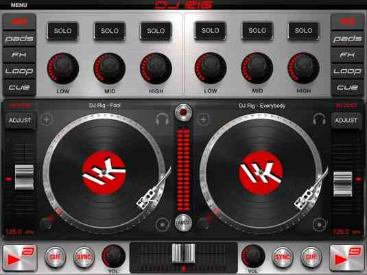 - DJ RIG Best DJ Apps - Top (10+) Free Best DJ or Trance Making Apps For Android, iOS 2018