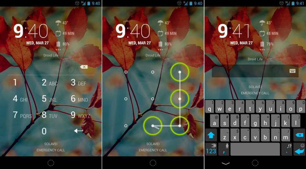 pin crack software for android