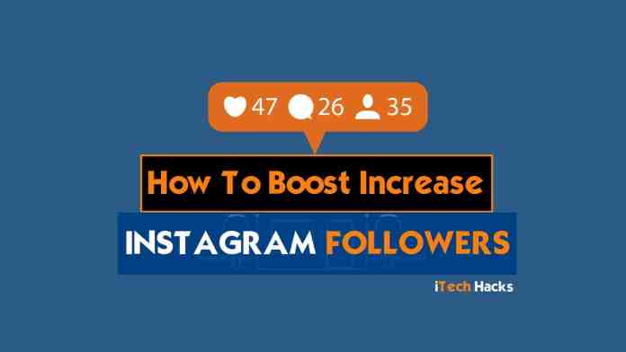 How To Boost Increase Your Instagram Followers (Free Organic Method)