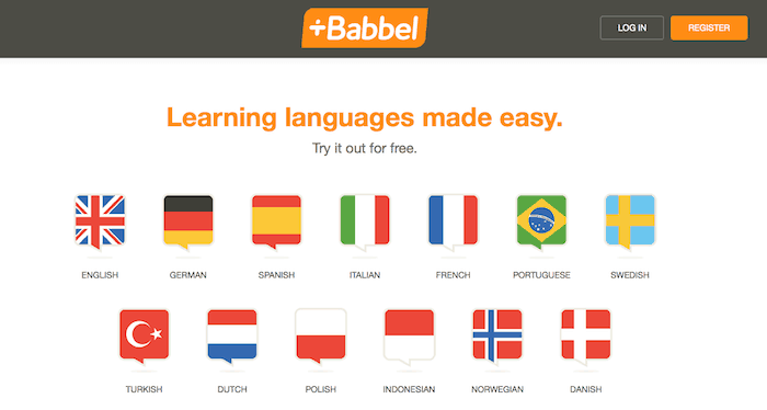 Babbel - Learn Spanish, French or Other Languages Online
