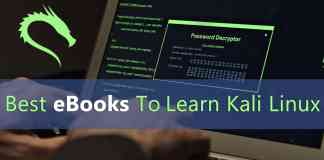 Top 10 Best eBooks To Learn Kali Linux From Beginning (Free PDF)
