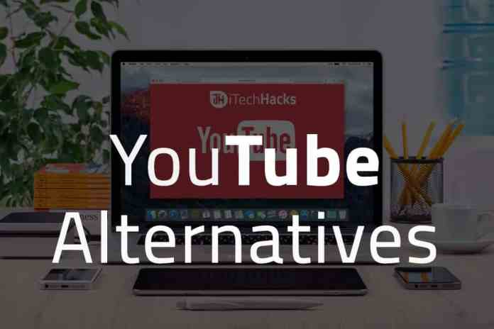 Alternatives to YouTube