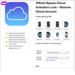 ipad activation lock bypass free