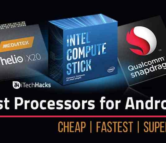 Top Best Superior Processors for Android Phones: Fastest