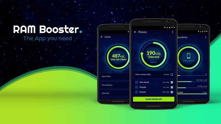 Best RAM Cleaner Android Apps itechhacks