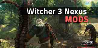 Best Witcher 3 Nexus Mods
