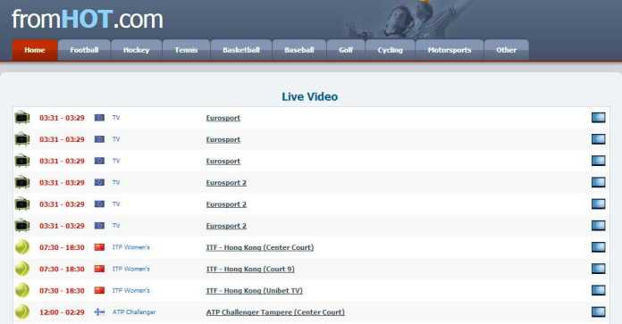 Best Live Sports Streaming Websites/Apps 2017