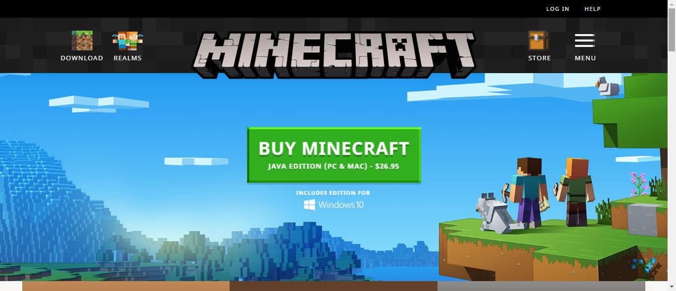 Minecraft application for mac installer