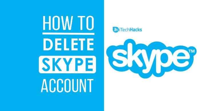 How to Delete Skype Account?