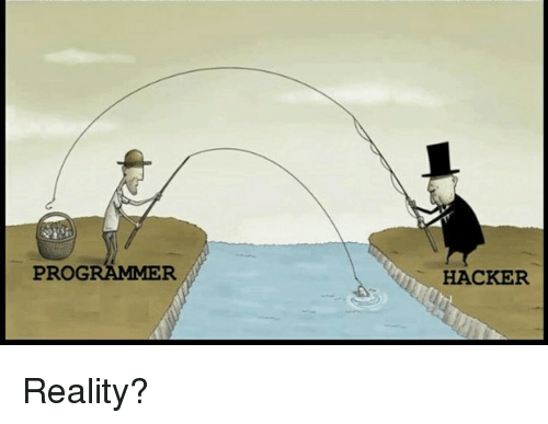 Difference Between Hacker, Programmer, Developer and Security Researcher?