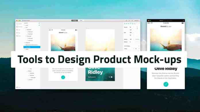 Best Tools to Design Product Mock-ups