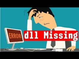 Fixing Missing DLL Files Errors on Windows PC
