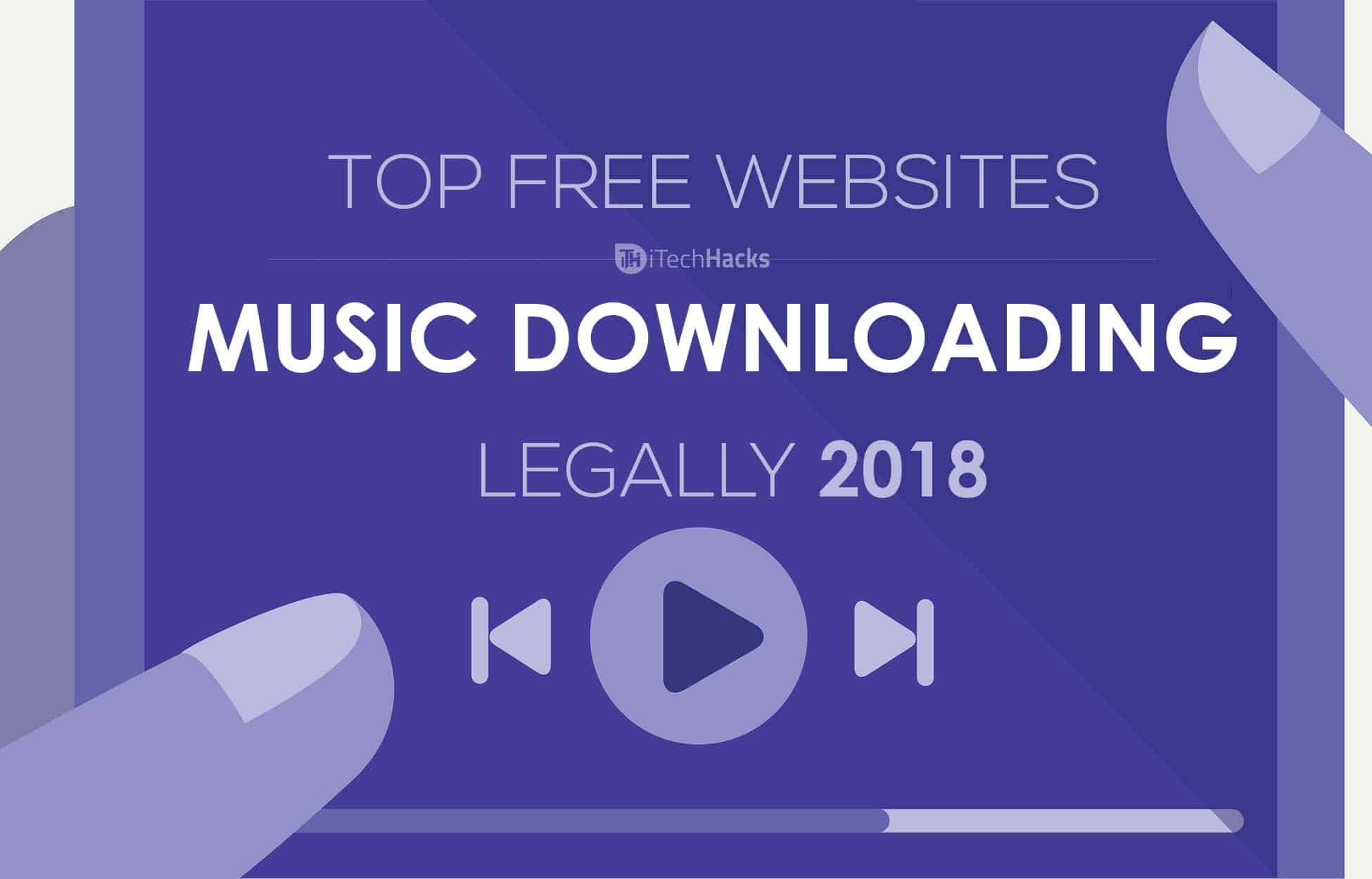 Sites for downloading music for free: a selection of sites