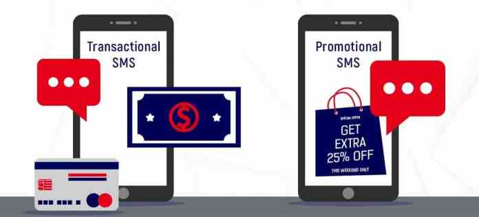 Promotional VS Transactional-SMS