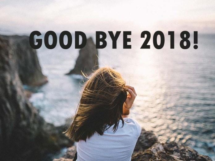2018, Thank You! and Goodbye | iTech Hacks  - goodbye 2018 - 2018, Thank You! and Goodbye