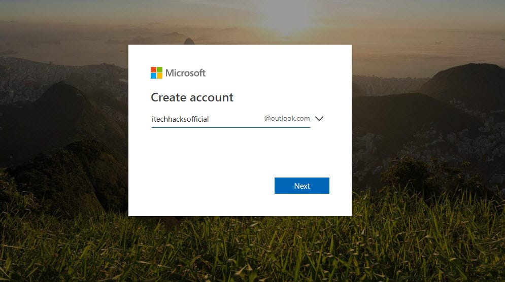 Hotmail Login & Hotmail Signup - Change Password (Working ...
