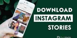 Download Instagram Stories- Methods to Download Instagram Stories