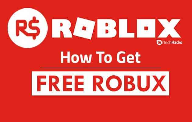 (100% Working) Get Free Robux on Roblox - Legally 2019 (June)