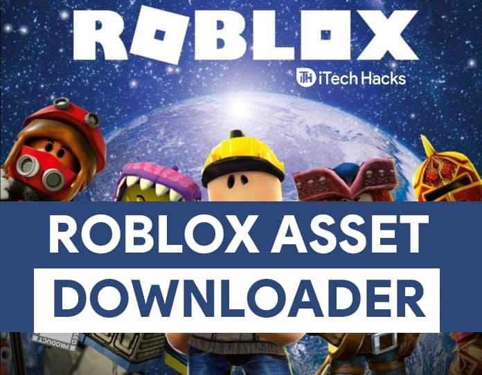 Roblox Asset Downloader 2020 (Working) - Best Tricks
