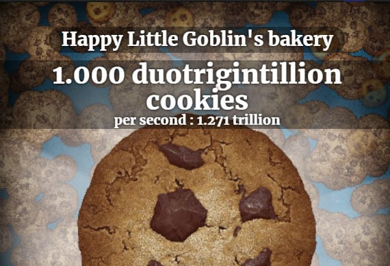 Cookie Clicker Cheats and Hacks