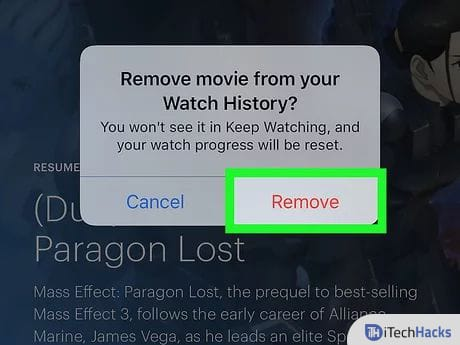 How To View and Delete Hulu Watch History