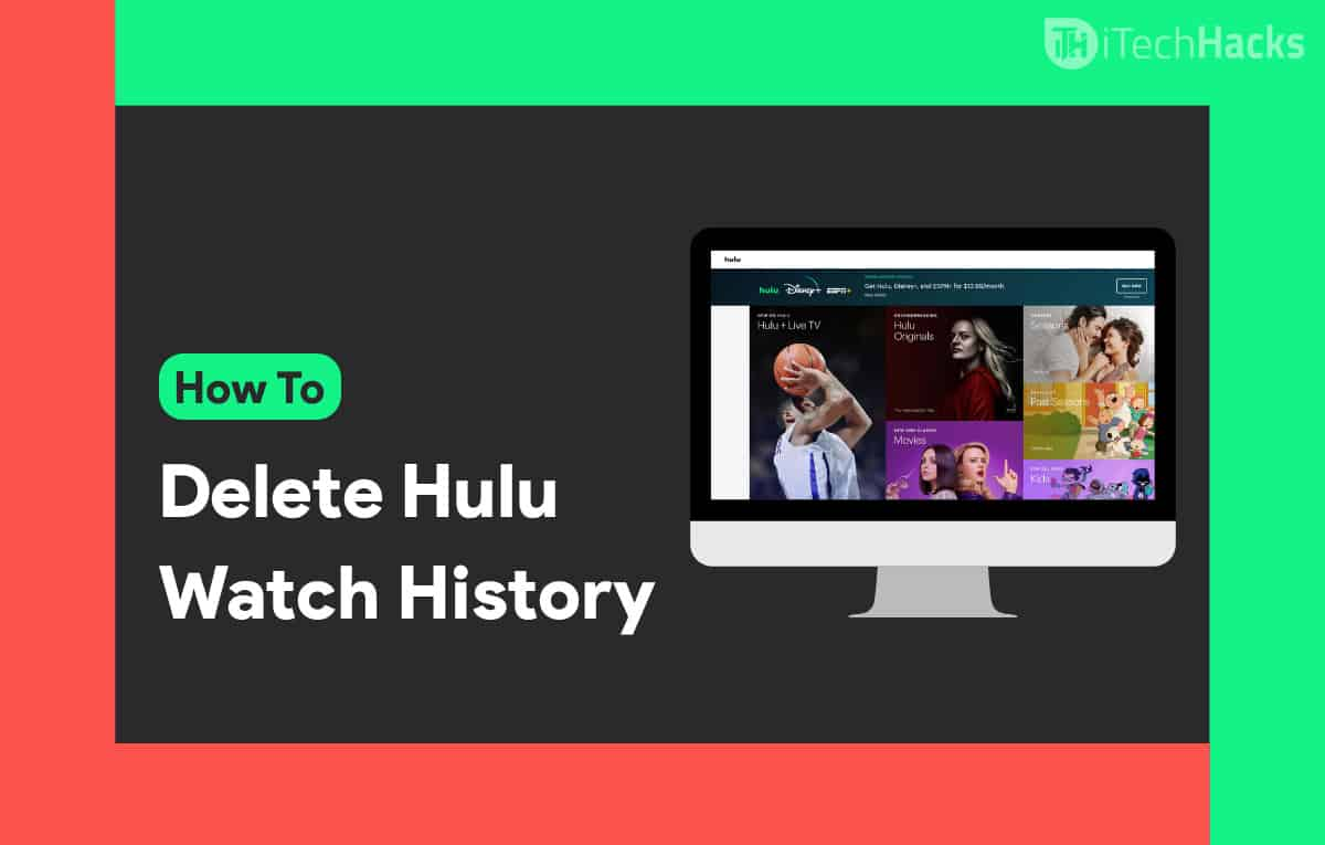 How To See and Delete Hulu Watch History