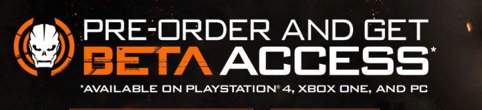 Black Ops 3 Multiplayer Beta Release Date