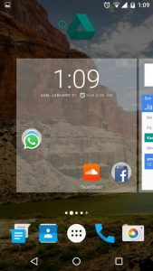 Select-app to change app permissions using Android Marshmallow