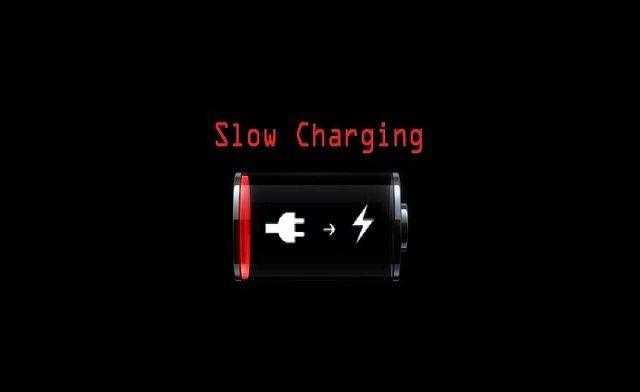 Slow Charging Android
