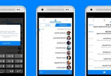 Logout from Facebook messenger Android