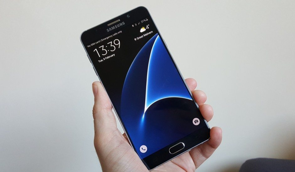 Samsung S7 Wallpapers: Samsung Galaxy S7 Stock Wallpapers