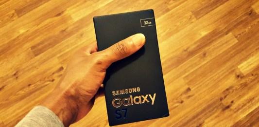 Locate lost Galaxy S7
