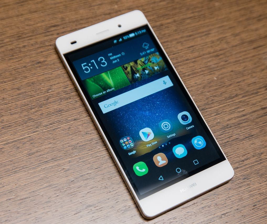 How to install official Android 6 0 on Huawei P8 Lite -