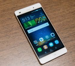 Android 6.0 on Huawei P8 Lite