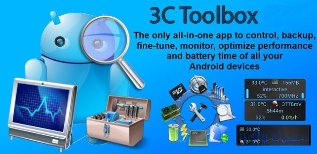 Download 3C Toolbox v1 9 3 APK for Android -