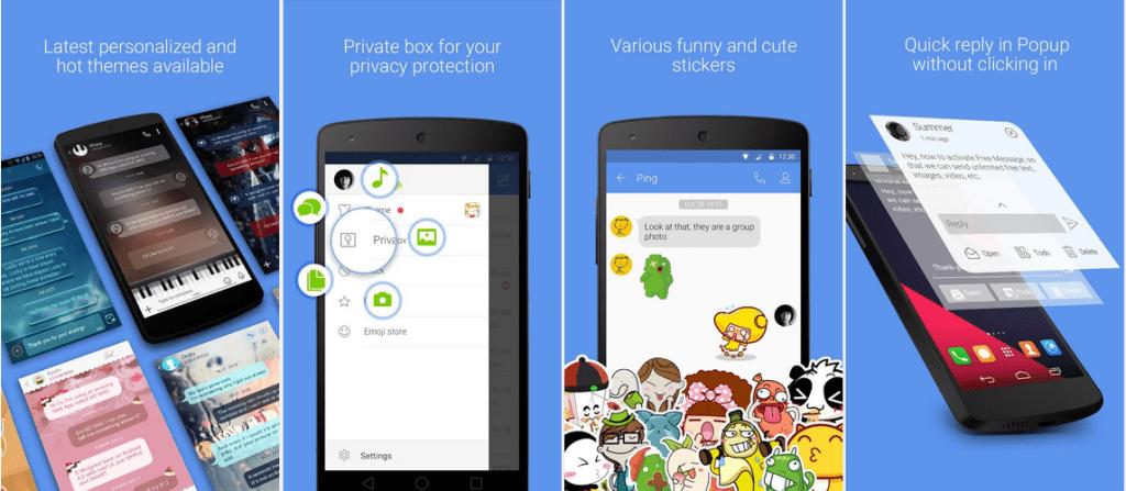 Best Alternate Apps For Messenger On Android