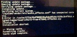 Fix Error Status 7 Installation Aborted While Flashing ROM