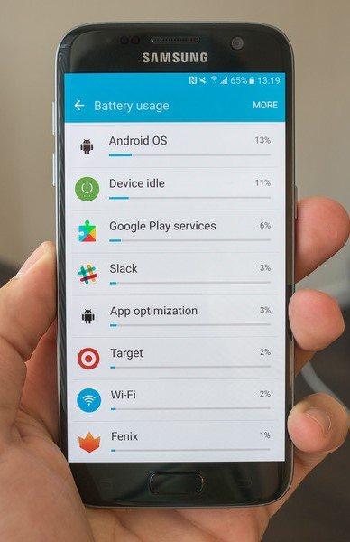 fix Galaxy S7 battery life problem