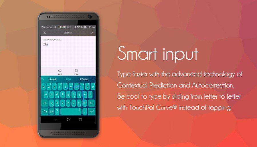 Top 5 Keyboard Apps for Android Phones -