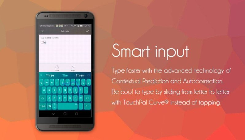 Top 5 Keyboard Apps for Android