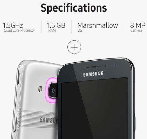 Flash Stock Rom on Samsung Galaxy J2