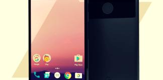 Nexus 2016 HTC Marlin and Sailfish Design