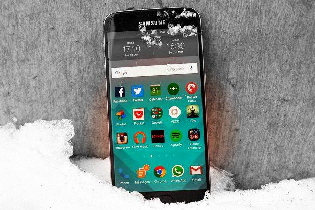 How to Fix Samsung Galaxy S7 Camera Failed Error -